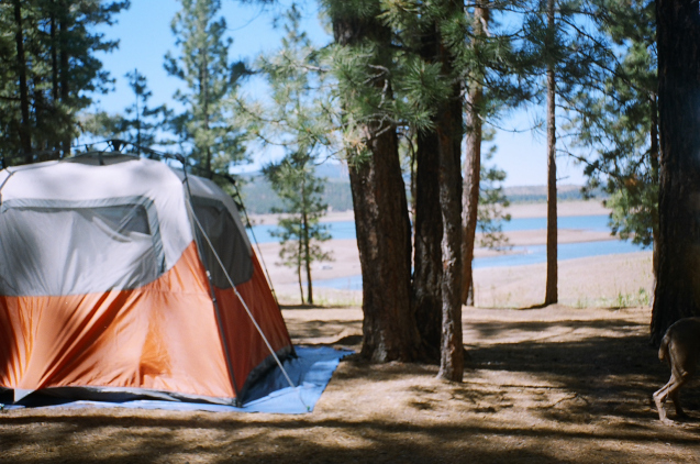 tent water leve